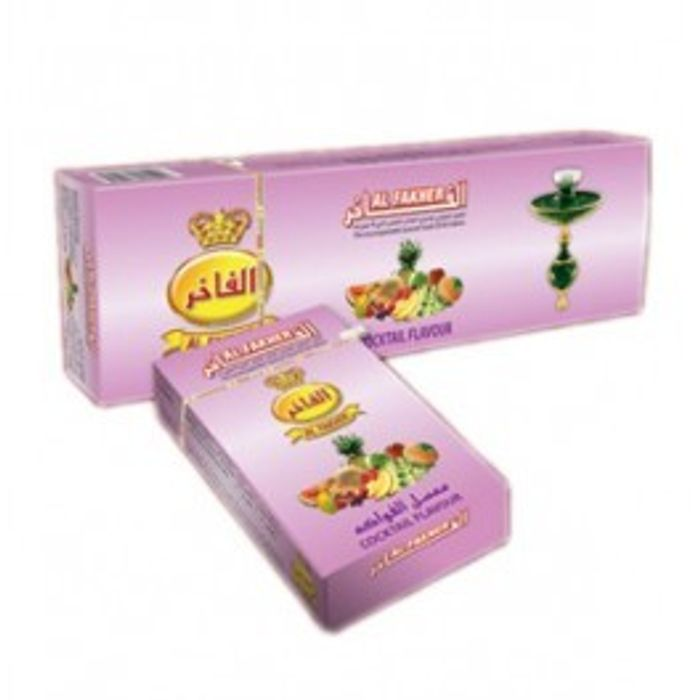 AL FAKHER Cocktail Flavour Imported Arabian Flavour for Hookah 500 Gm Pack Of 10