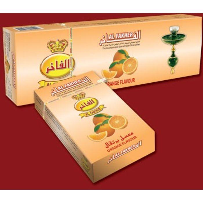 AL FAKHER Orange Flavour Imported Arabian Flavour for Hookah 500 Gm Pack Of 10