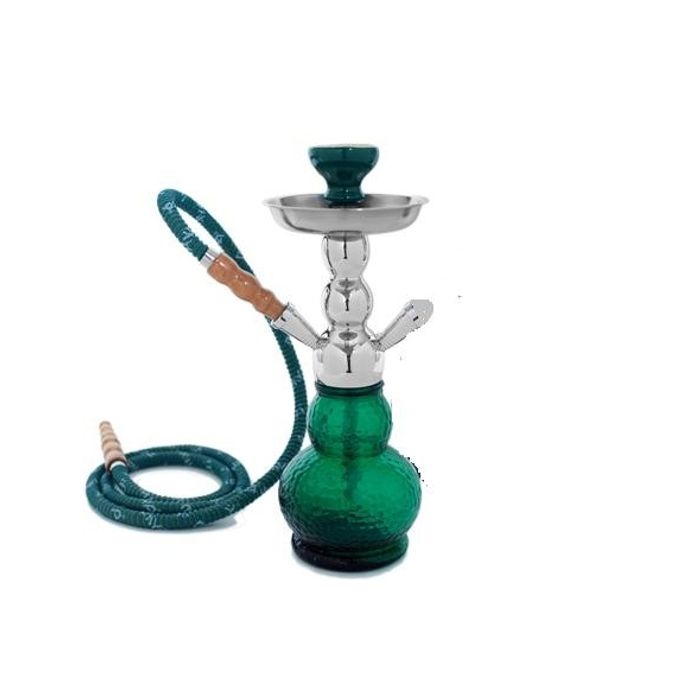 Onlineshoppee Gelato 14 inch Glass Hookah,Coal Pack And Flavor