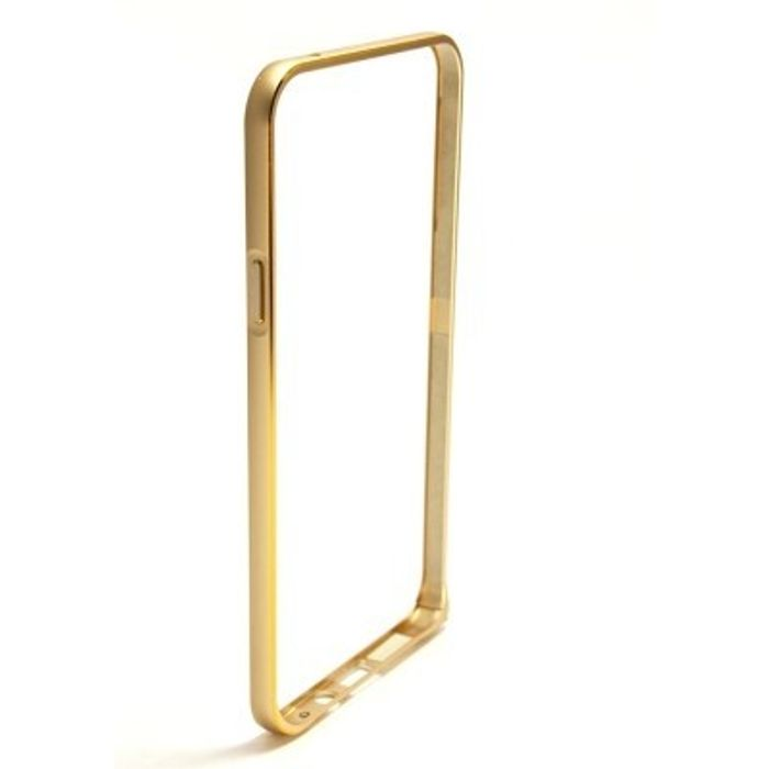 Samsung galaxy E7 Golden Color Metal Bumper Case Cover