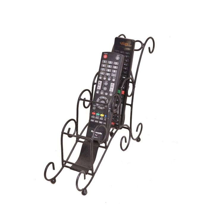 Onlineshoppee Iron Remote/Mobile Stand