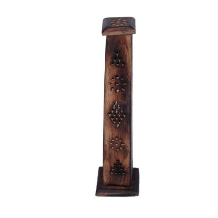 Onlineshoppee  Wooden Antique Incense Box