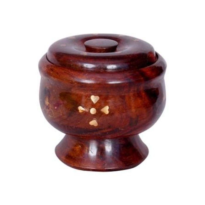 Onlineshoppee Wooden Handicrafts - Set Of  Bowl
