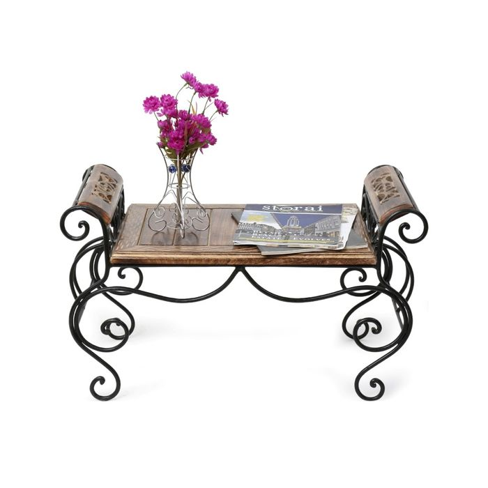 Ornate Coffee Table