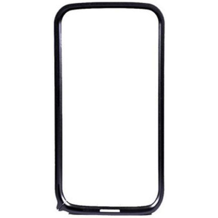 Samsung Galaxy Grand 2 SM-7106 Black Color Metal Bumper Case Cover