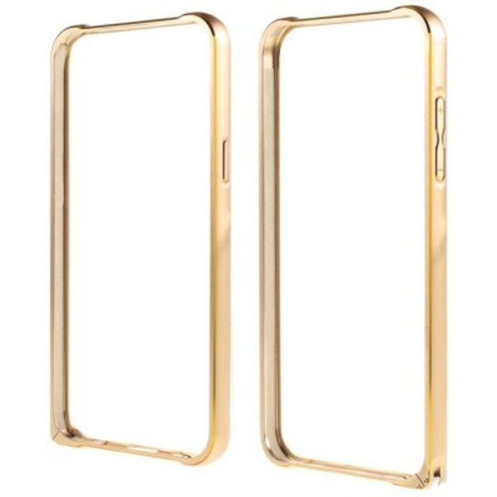 Samsung galaxy J5 Golden Color Metal Bumper Case Cover