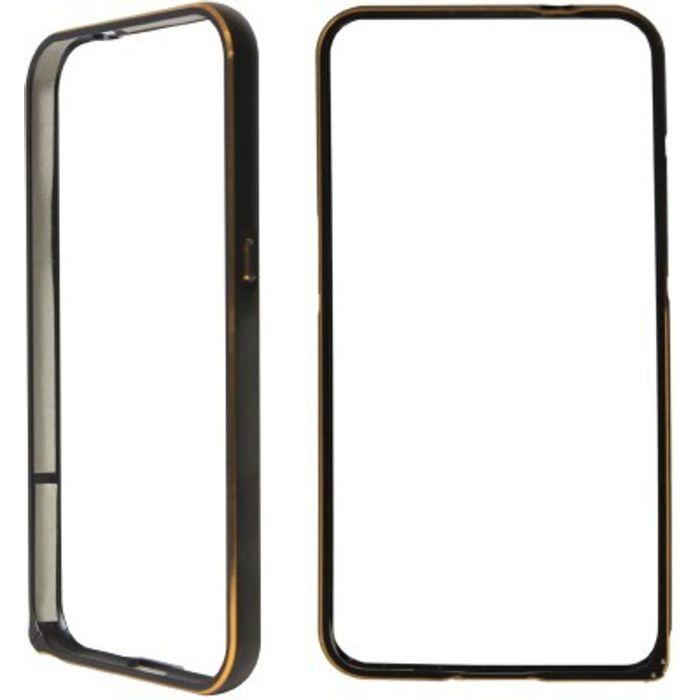 Samsung galaxy Note 2 Black Color Metal Bumper Case Cover