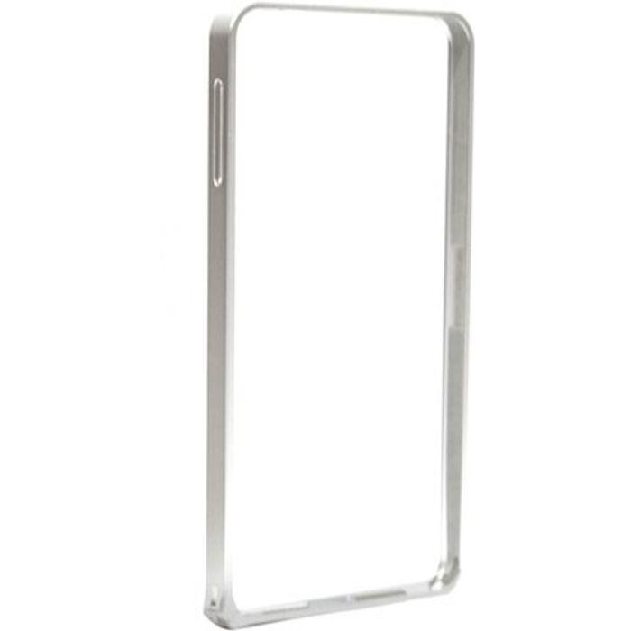 Samsung galaxy Note 3 Silver Color Metal Bumper Case Cover