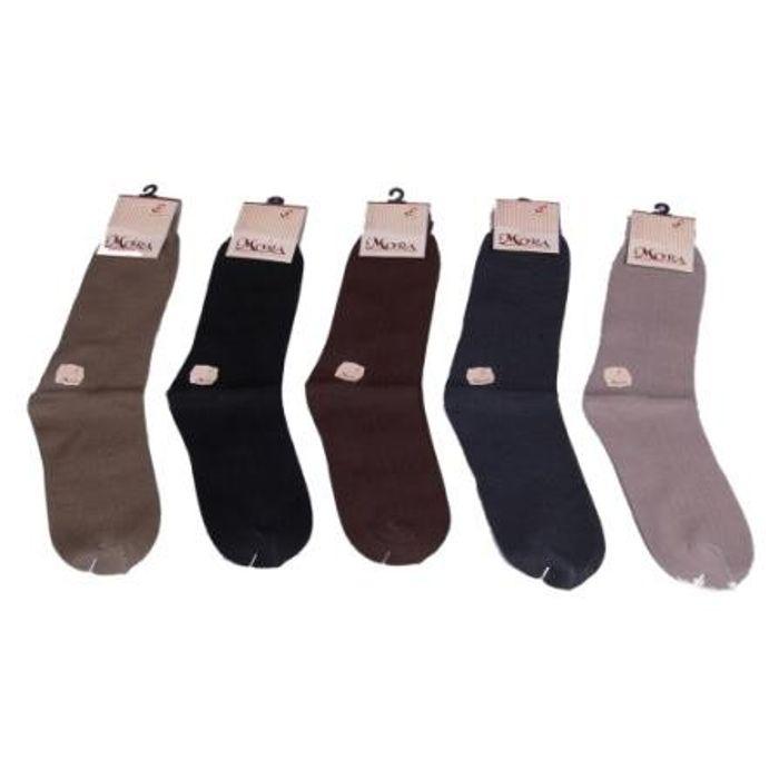 Onlineshoppee Premium Quality Cotton Long Socks For Men Set of 10