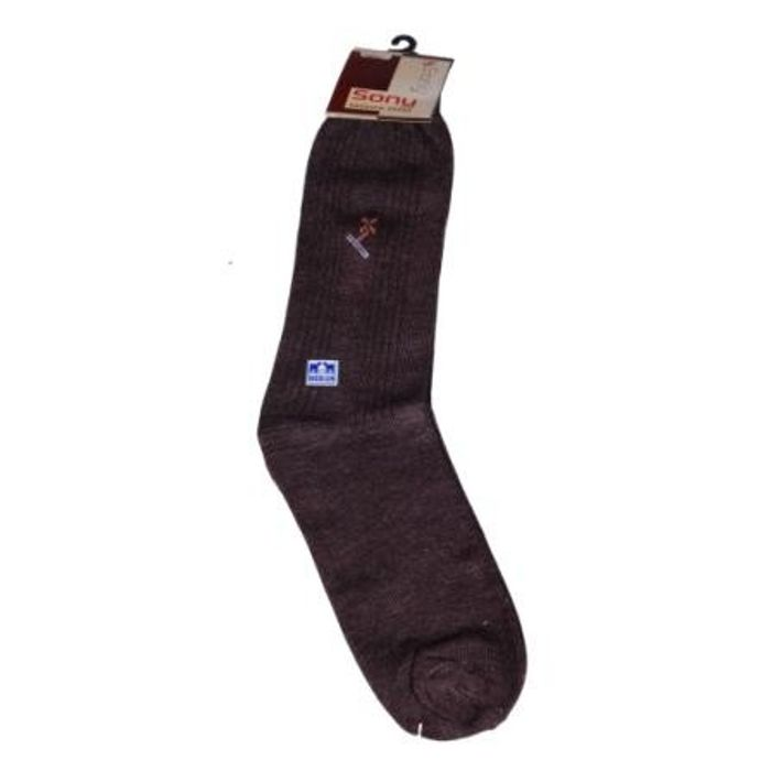 Onlineshoppee Premium Design Quality Cotten Long Socks For Men Set of 2