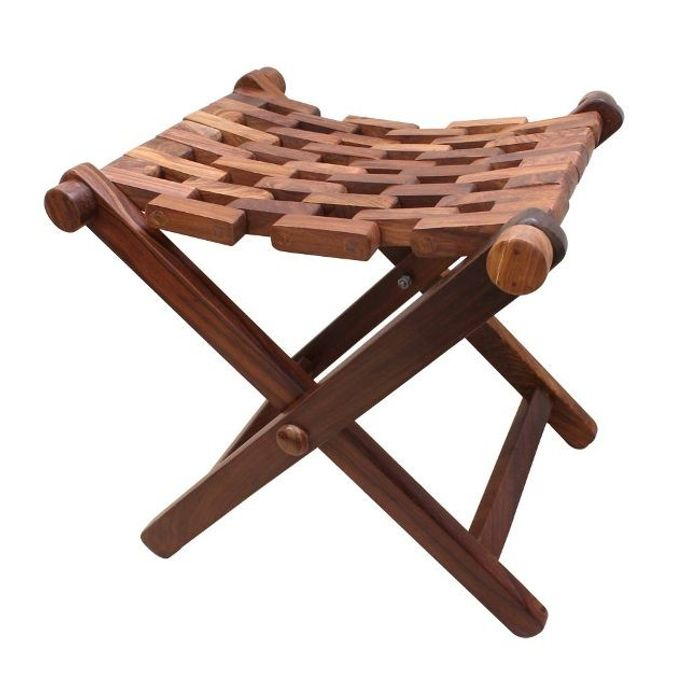 Wooden Foldable Stool/Chair