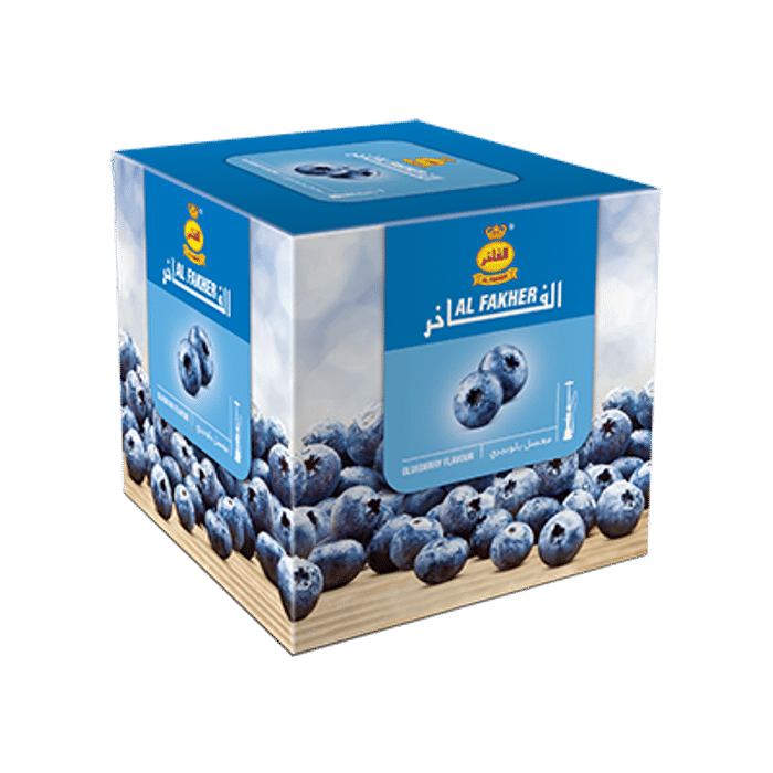 AL FAKHER BlueberryFlavour Imported Arabian Flavour for Hookah 500 Gm Pack Of 10