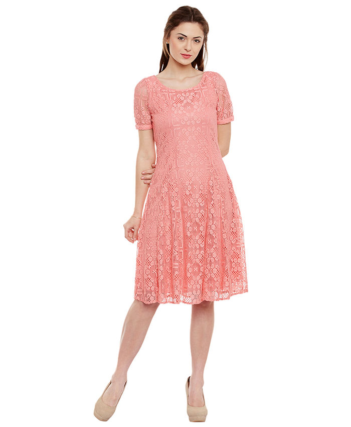 Beste Pink Lace Cocktail Dress Ideen - Brautkleider Ideen - cashingy ...