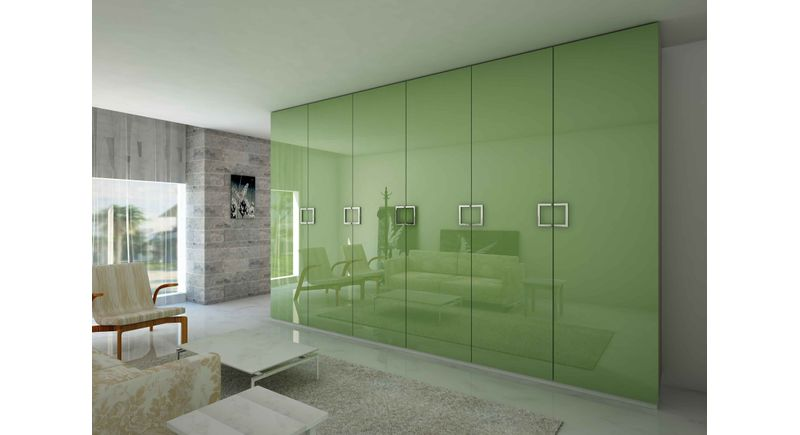 Acrylic Laminates A Hi Gloss Trend Setter