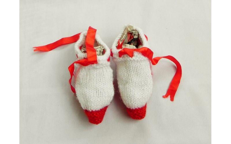 how to make handmade woolen socks