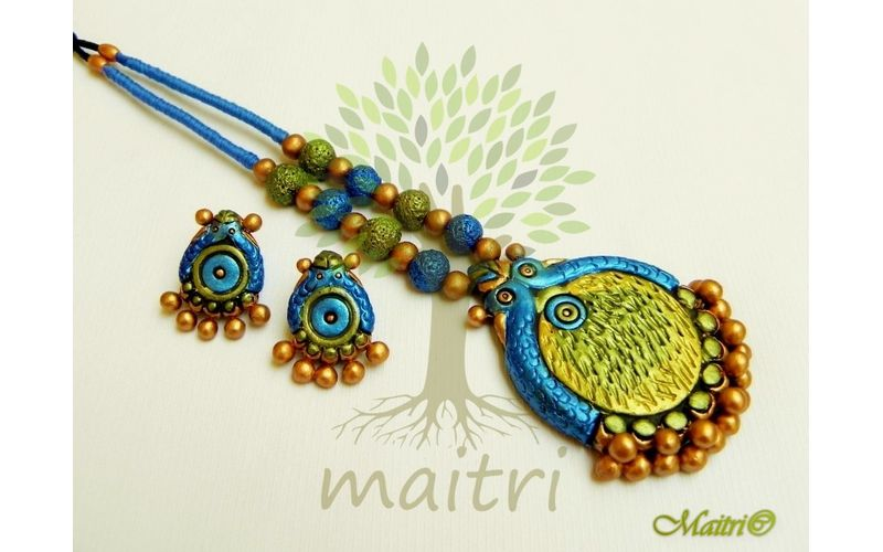 Maitri Crafts: India\'s Largest Terracotta Jewelry Collection