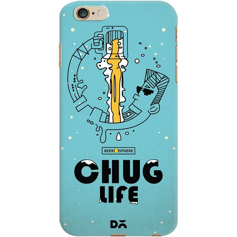 separation shoes f14ac cc716 Beer Chug Life Case For iPhone 6 Plus