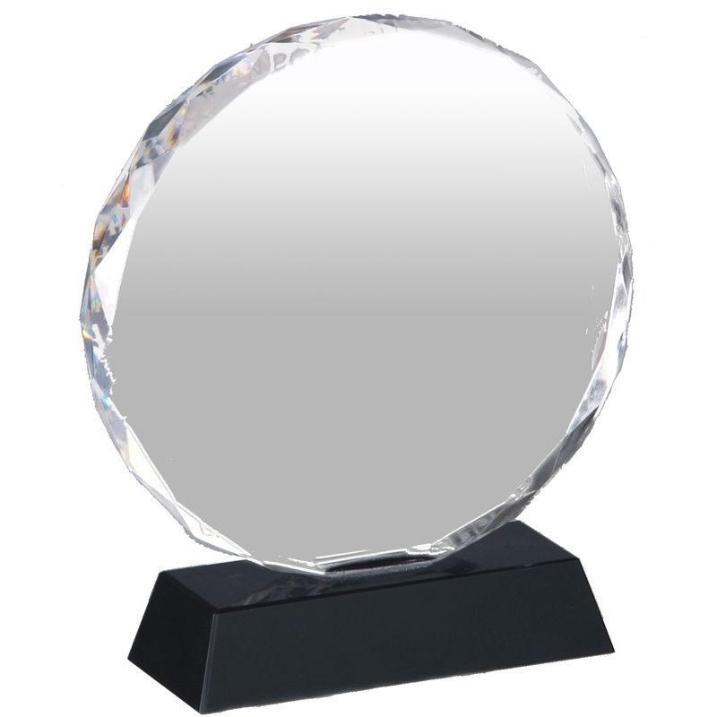Glass Trophy Round