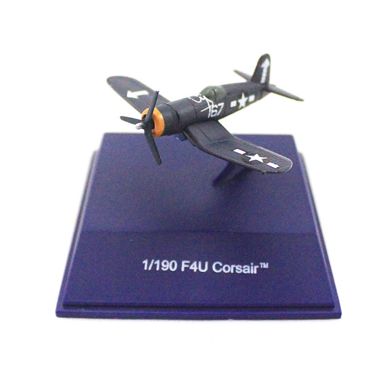 F-4U Corsair Scale Model Plane