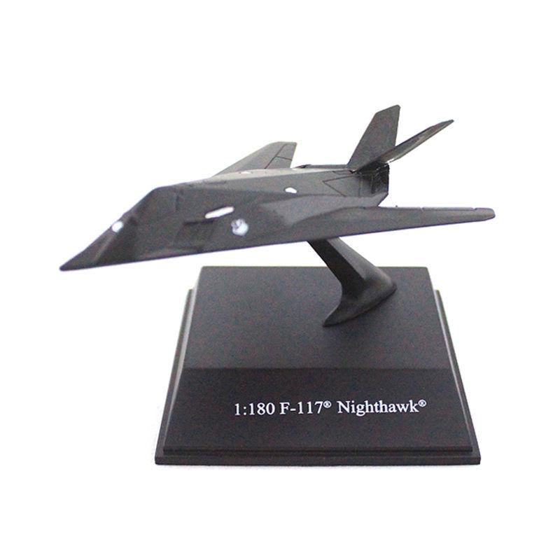 F-117 Nighthawk Scale Model Plane