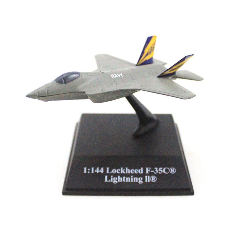 F-35C Lightning Scale Model Plane