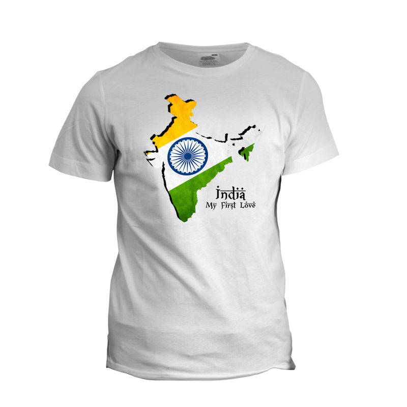 India My First Love T-Shirt