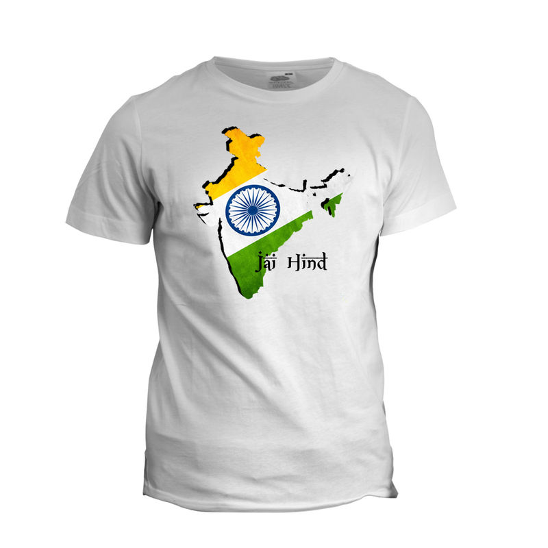 India Jai Hind T-Shirt