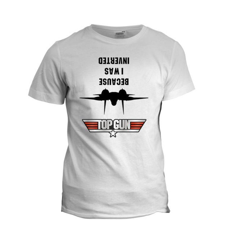 Top Gun Inverted T-Shirt