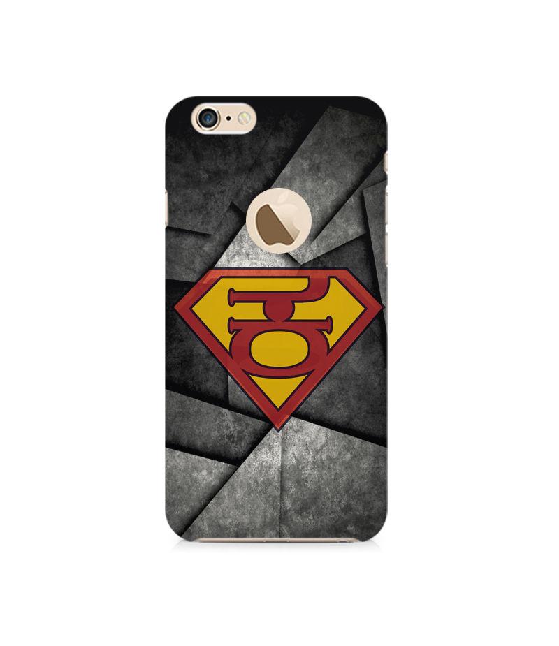 Super Kannadiga Premium Printed Case For Apple iPhone 6-6S With hole
