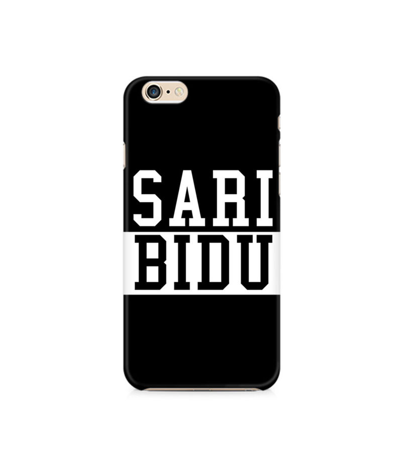 Sari Bidu Premium Printed Case For Apple iPhone 6 Plus