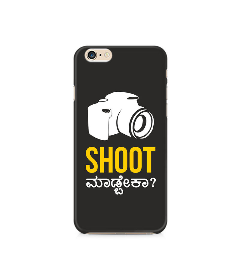 Shoot Madbeka Premium Printed Case For Apple iPhone 6 Plus