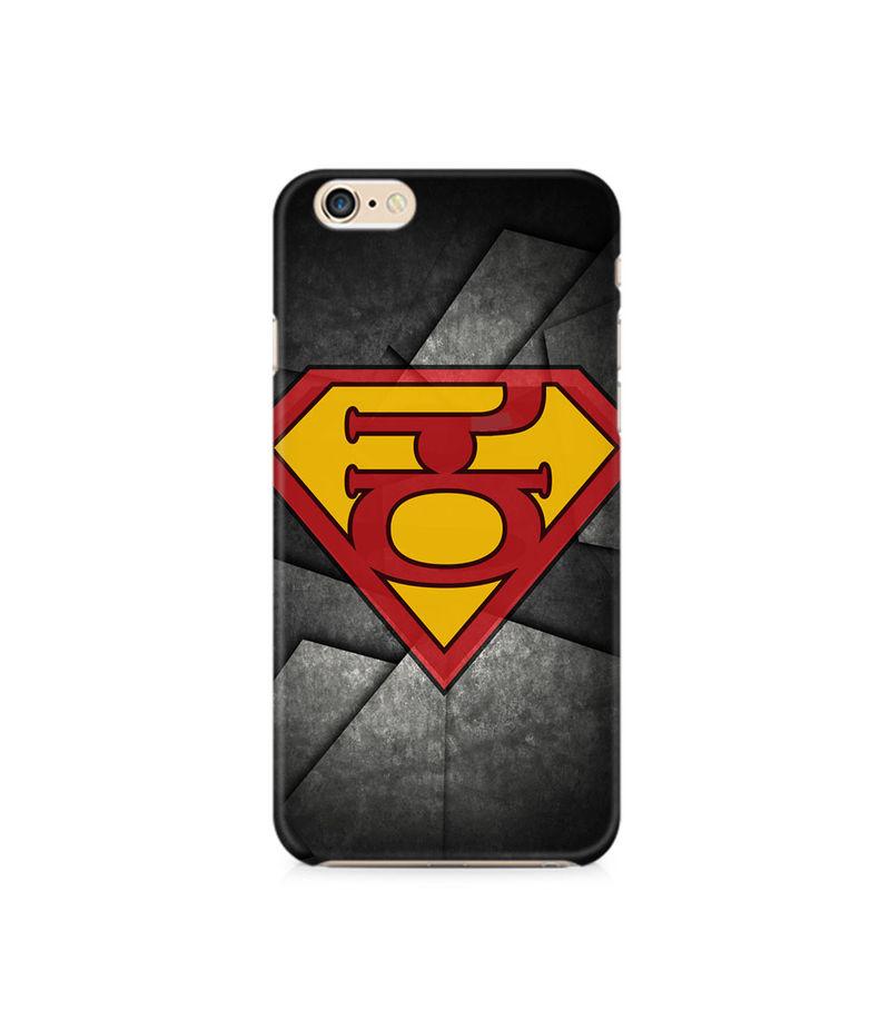 Super Kannadiga Premium Printed Case For Apple iPhone 6