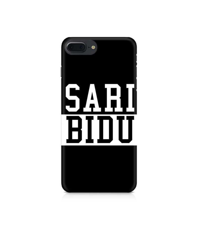 Sari Bidu Premium Printed Case For Apple iPhone 7 Plus