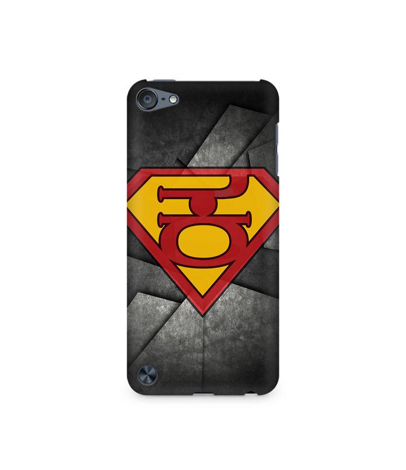 Super Kannadiga Premium Printed Case For Apple iPod Touch 5