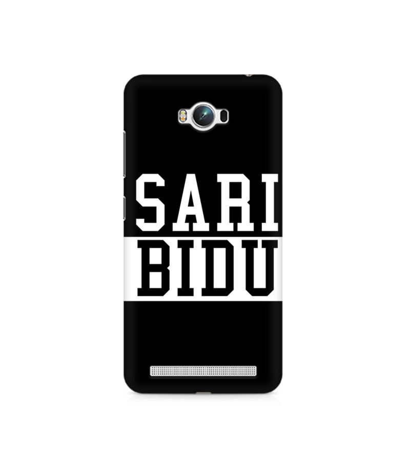 Sari Bidu Premium Printed Case For Asus Zenfone Max