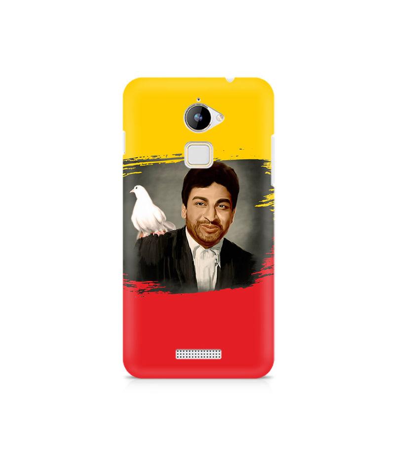 Dr Rajkumar Premium Printed Case For Coolpad Note 3 Lite