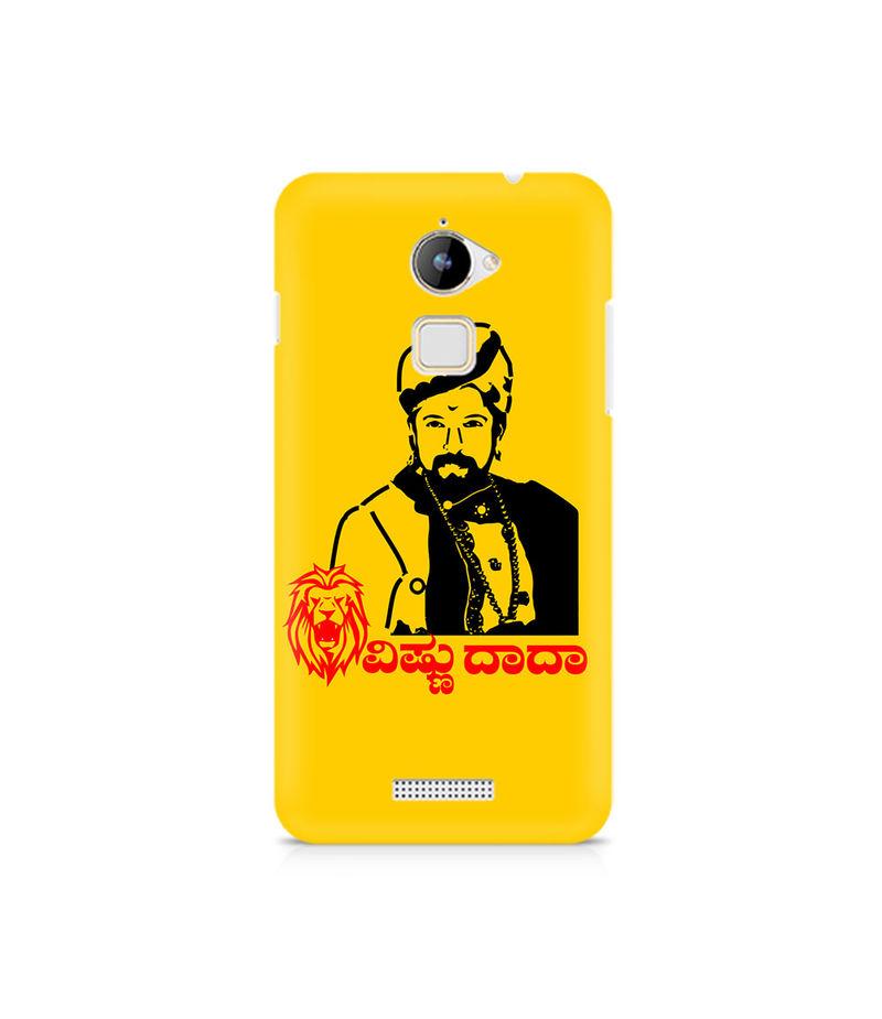 Sahas Simha Vishnu Dada Premium Printed Case For Coolpad Note 3 Lite