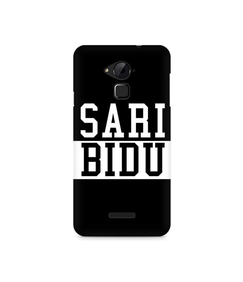 Sari Bidu Premium Printed Case For Coolpad Note 3