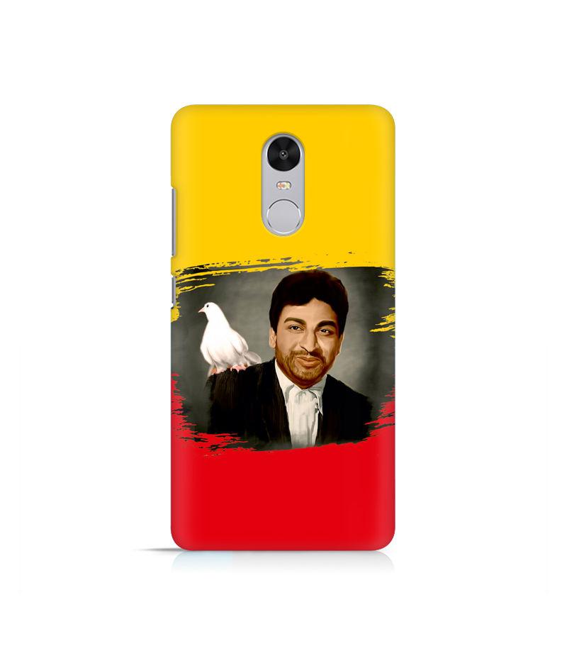 Dr Rajkumar Premium Printed Case For Xiaomi Redmi Note 4