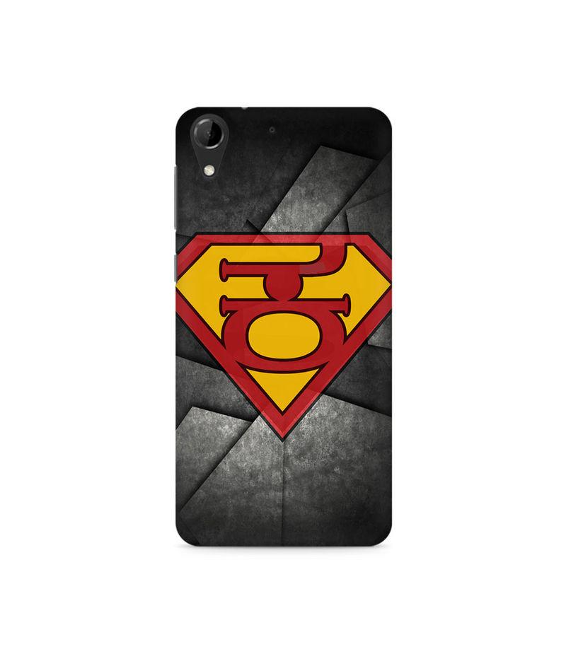 Super Kannadiga Premium Printed Case For HTC Desire 728