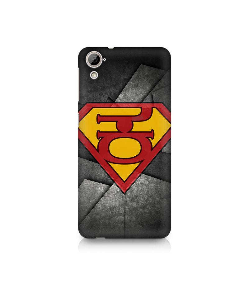 Super Kannadiga Premium Printed Case For HTC Desire 820