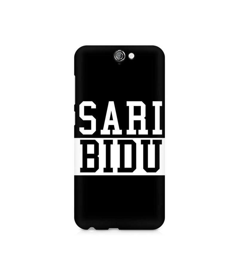 Sari Bidu Premium Printed Case For HTC One A9