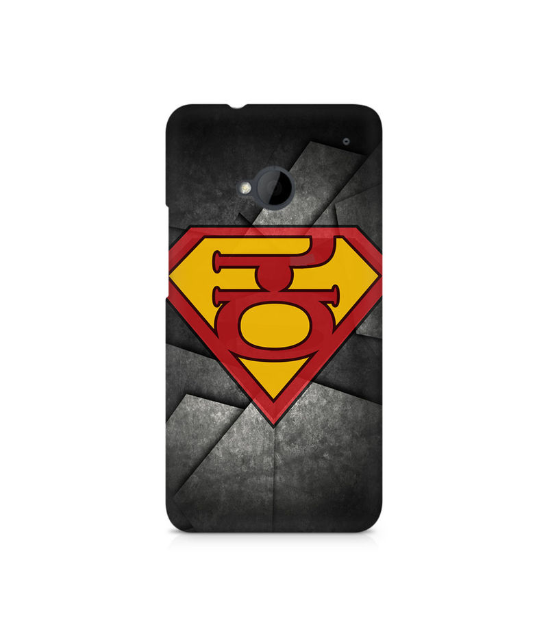 Super Kannadiga Premium Printed Case For HTC One M7