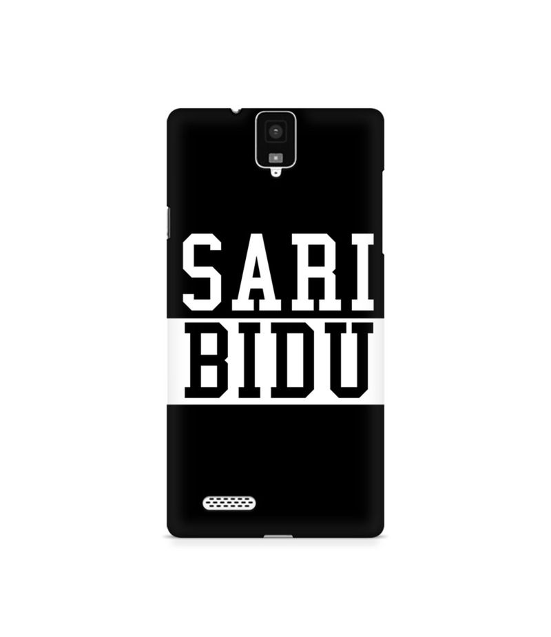 Sari Bidu Premium Printed Case For InFocus M330