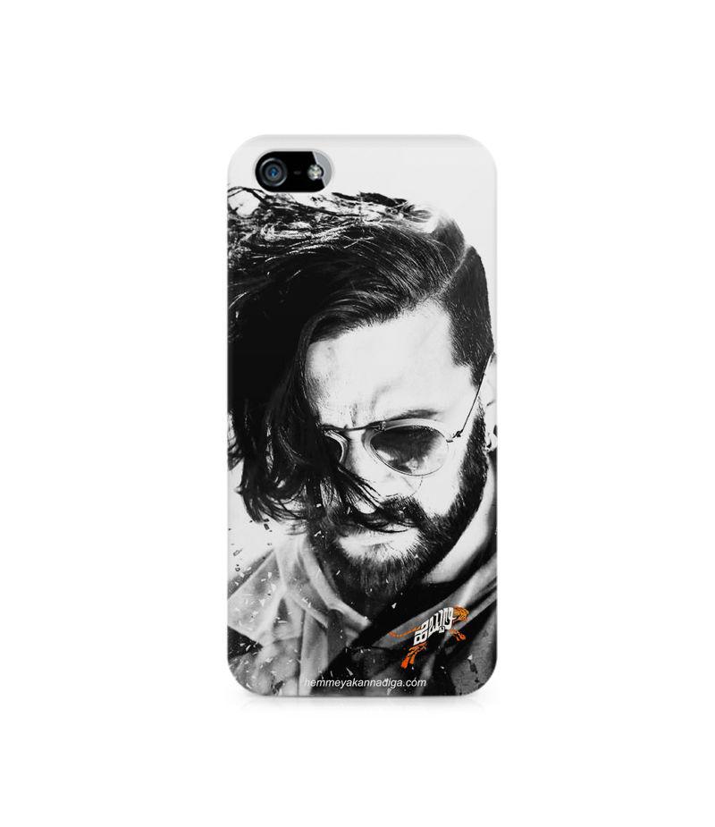 Kichha Sudeep Mobile Back Case Hebbuli 1 Apple iPhone 5
