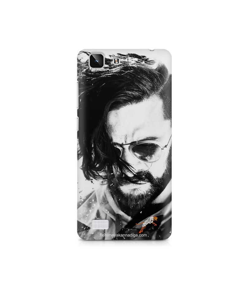 Kichha Sudeep Mobile Back Case Hebbuli 1 Vivo X5