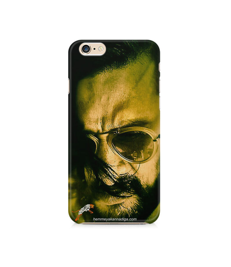 Kichha Sudeep Mobile Back Case Hebbuli 2 Apple iPhone 6 Plus