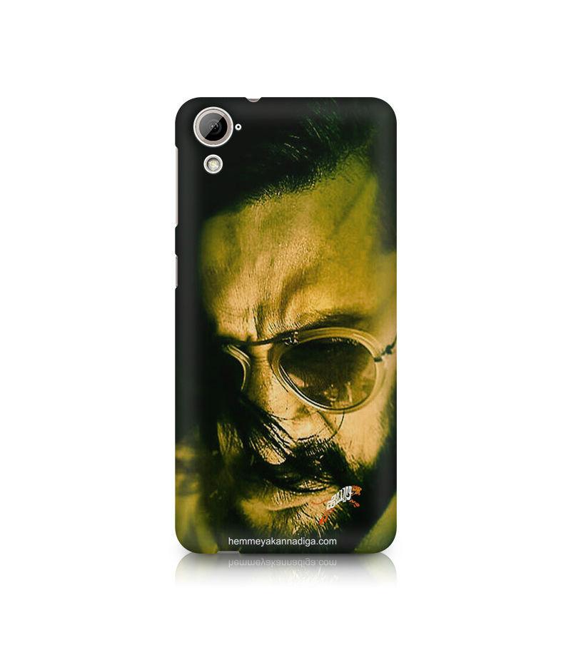 Kichha Sudeep Mobile Back Case Hebbuli 2 HTC Desire 820