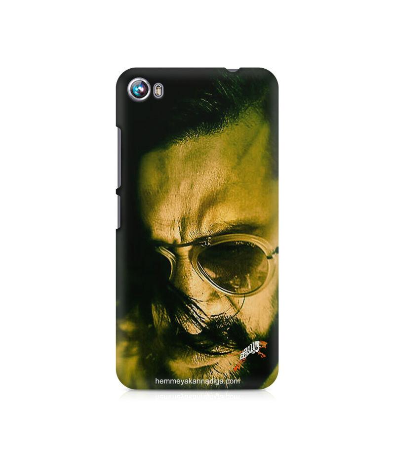 Kichha Sudeep Mobile Back Case Hebbuli 2 Micromax Canvas Fire 4 A107