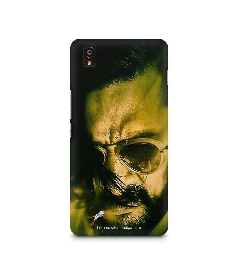 Kichha Sudeep Mobile Back Case Hebbuli 2 OnePlus X